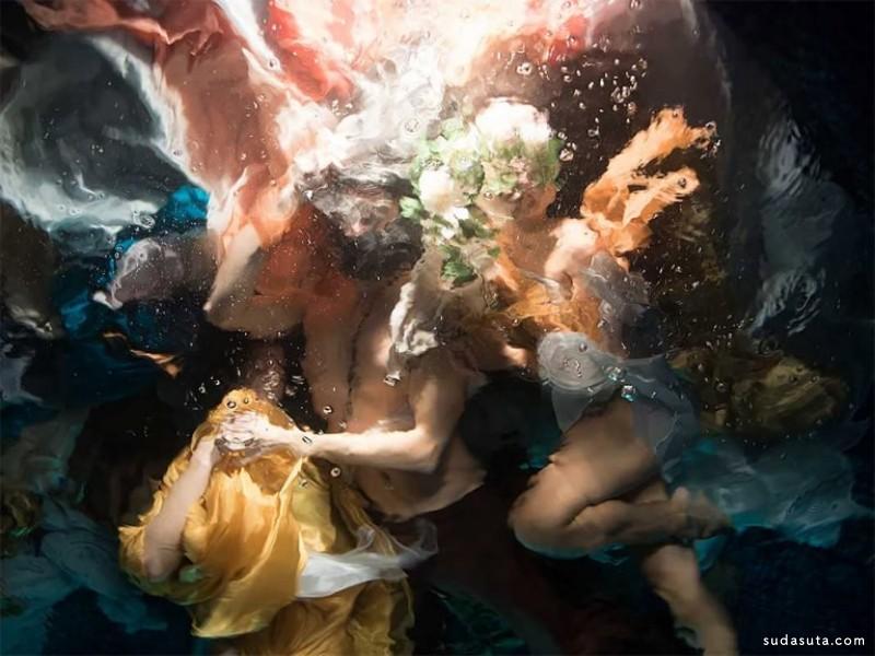 Christy Lee Rogers 水下摄影欣赏