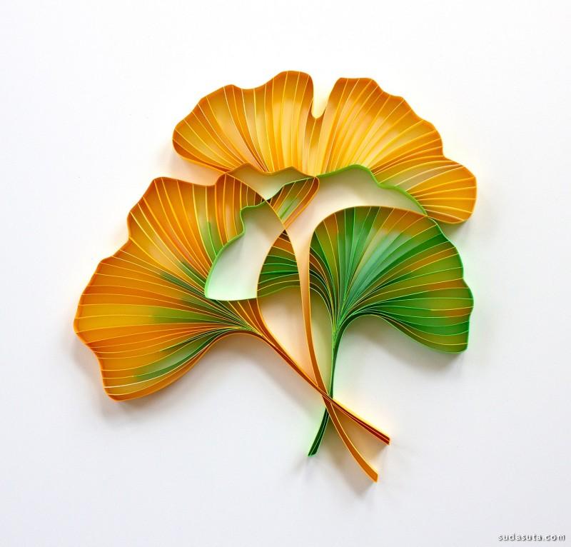 JUDiTH + ROLFE 剪纸的艺术