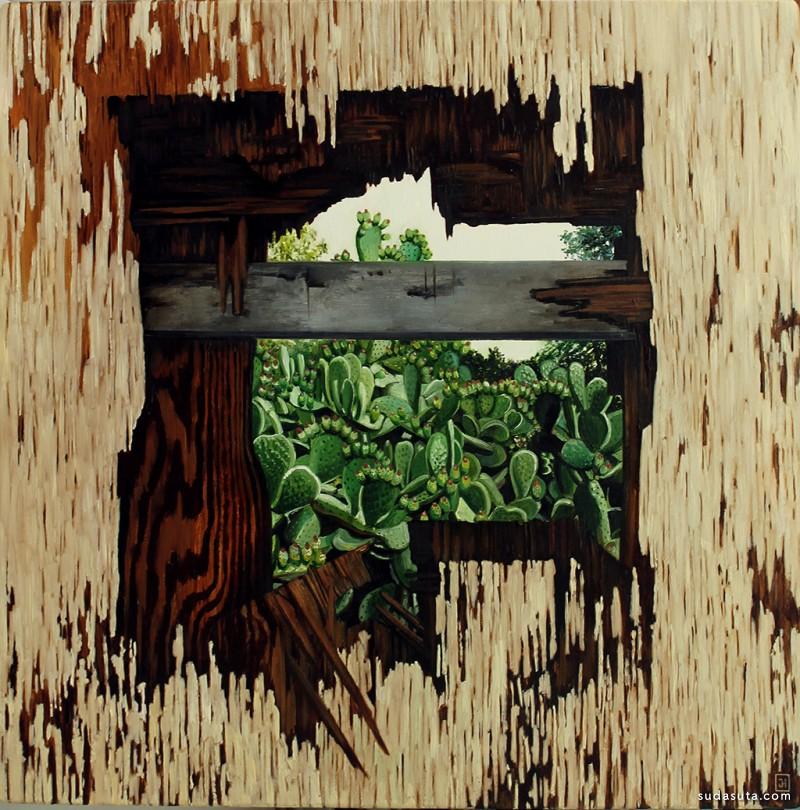 Jessica Hess 超现实主义绘画艺术欣赏