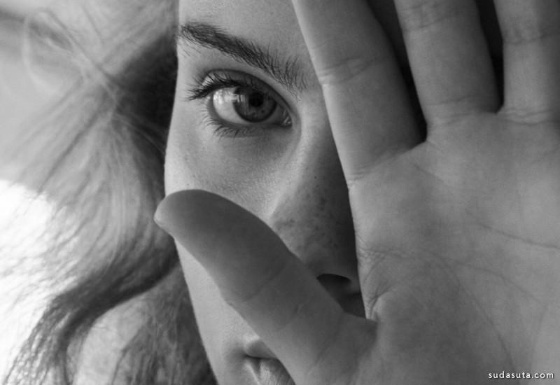 Olivia Vinten 青春黑白摄影