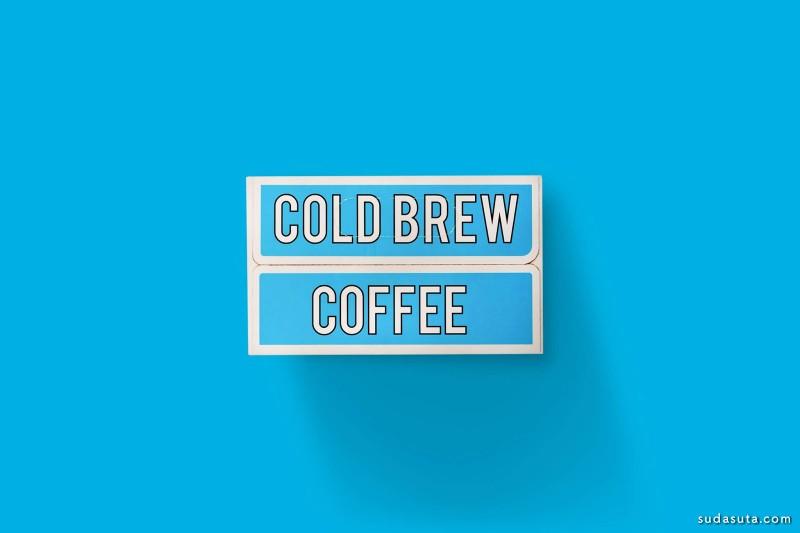 Sandows 咖啡包装设计欣赏