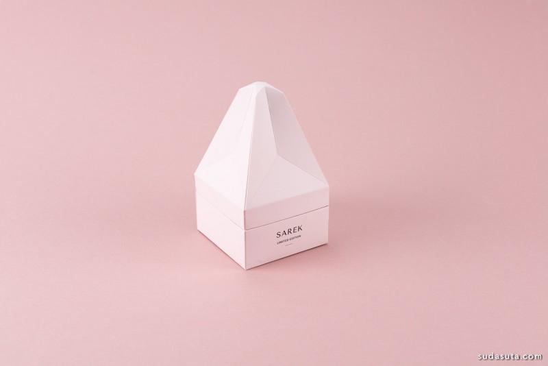 Sarek Perfume 包装设计欣赏