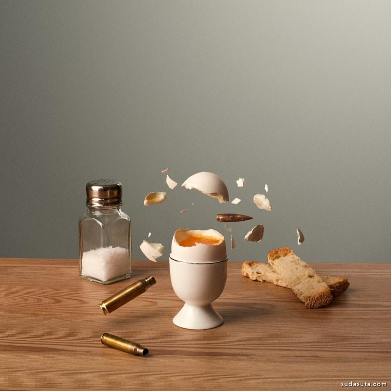 Tessa Dóniga 超现实主义摄影作品欣赏