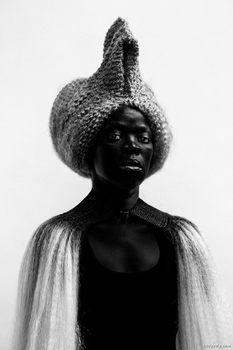 Zanele Muholi 人像摄影欣赏