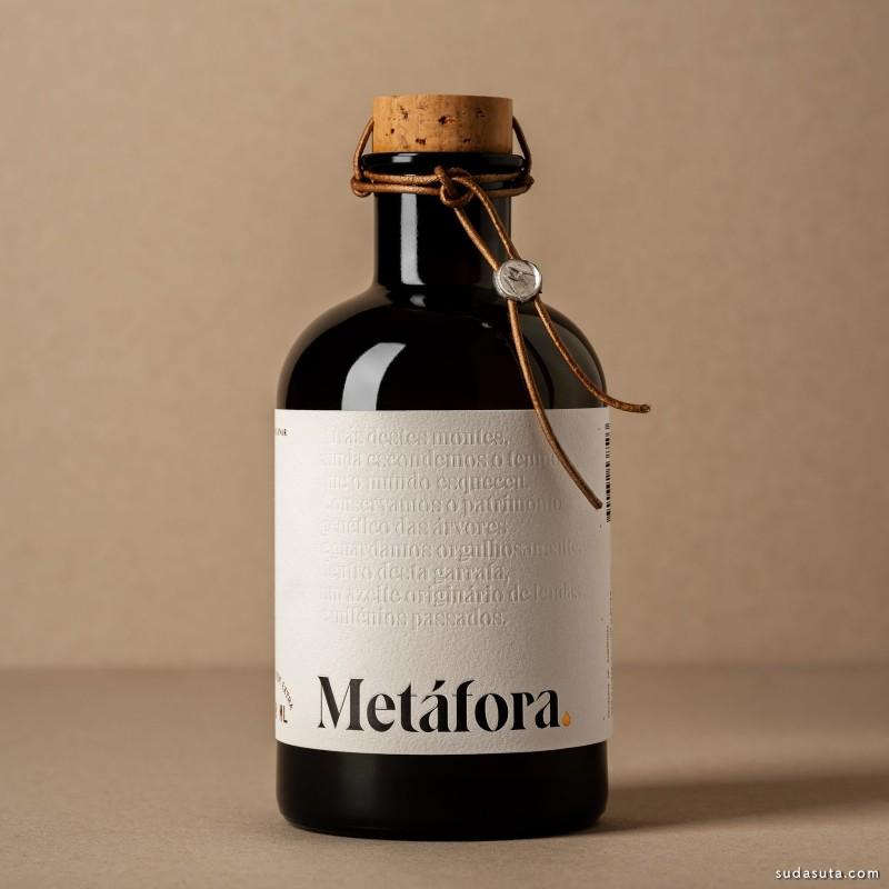 Metáfora 包装设计欣赏