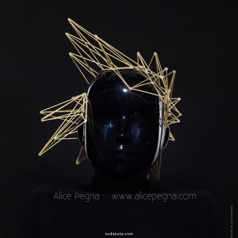 Alice Pegna 首饰及服装设计欣赏