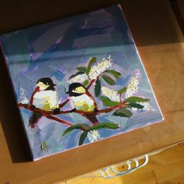 Angela Marie Moulton 可爱的小鸟