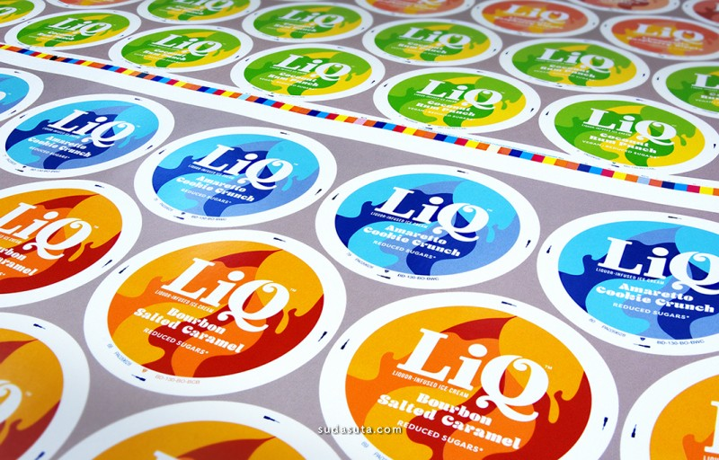 LiQ 包装设计欣赏