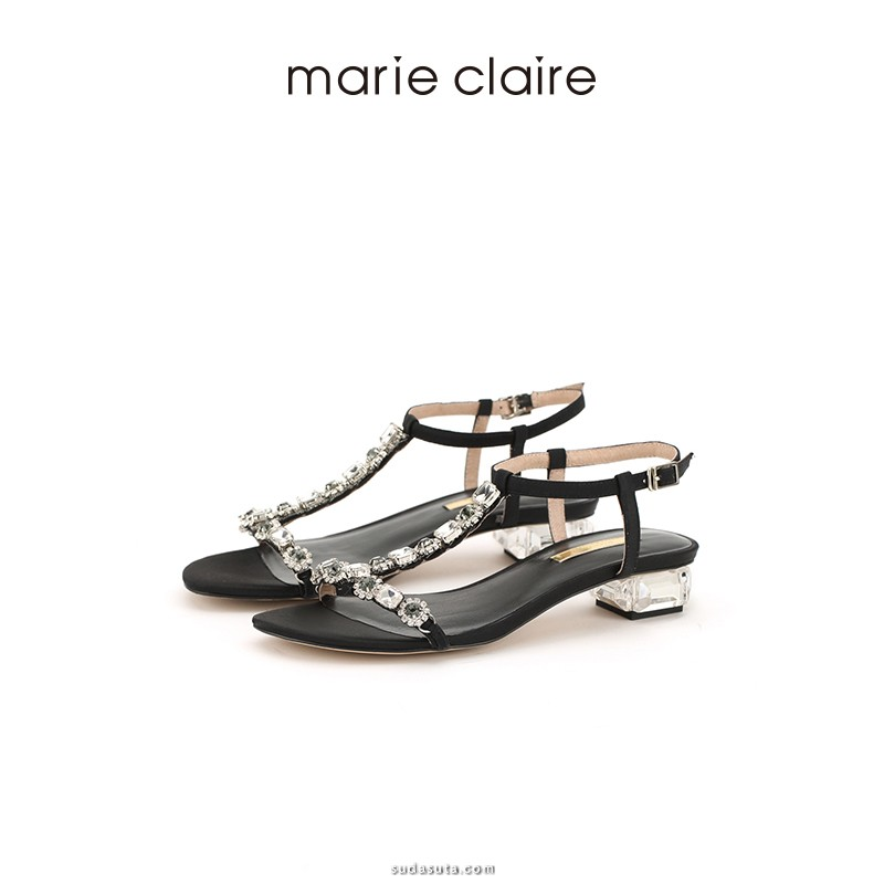 Marie Claire 法国时尚鞋履品牌