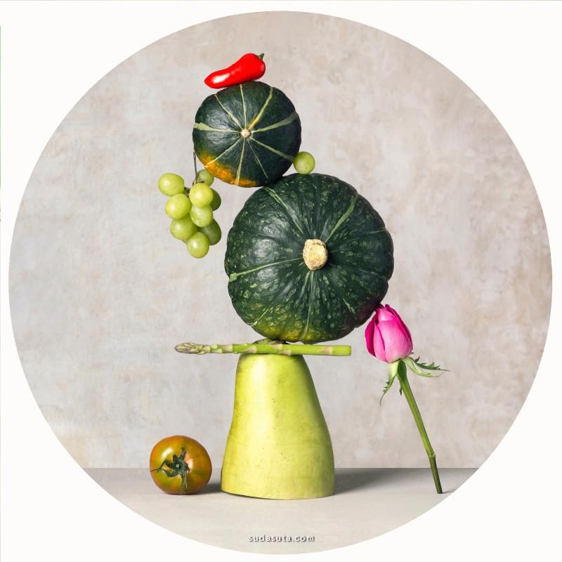 ChangKi Chung 不可思议的平衡 静物摄影欣赏