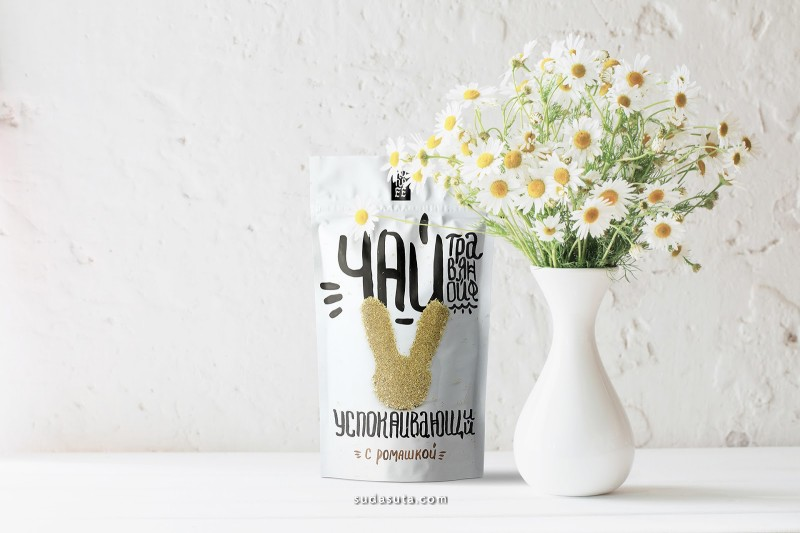 Herbal 包装设计欣赏