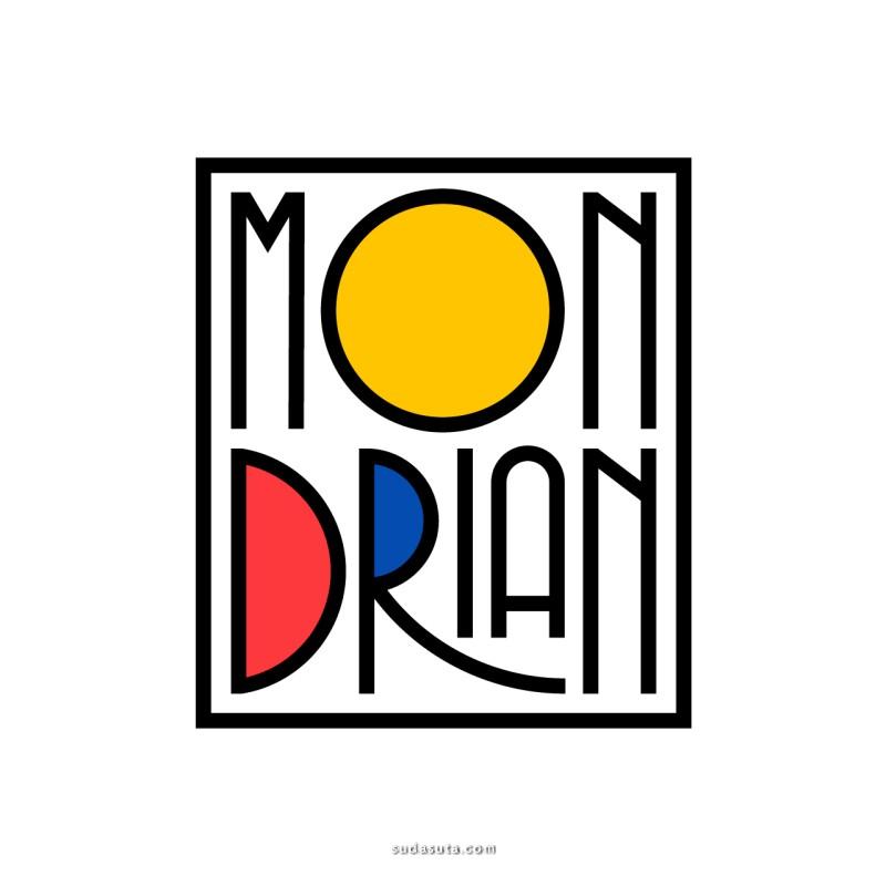 Rafael Serra 字形设计欣赏