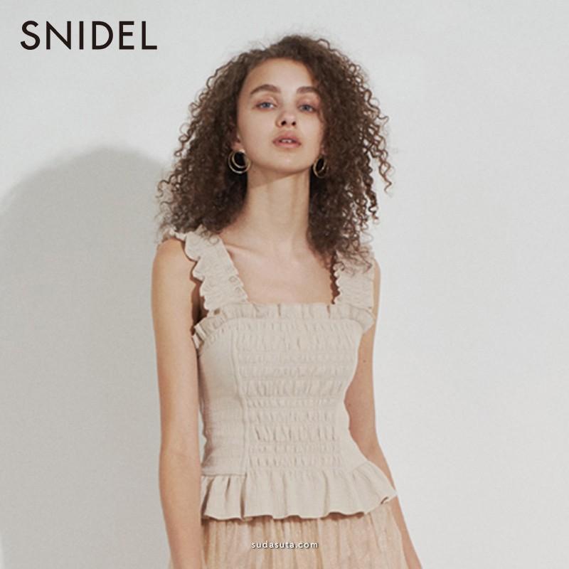 Snidel 独立女装设计品牌