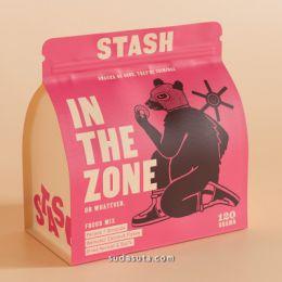 Stash 美食包装设计欣赏