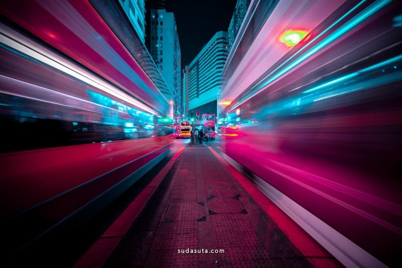 Xavier Portela 城市摄影欣赏