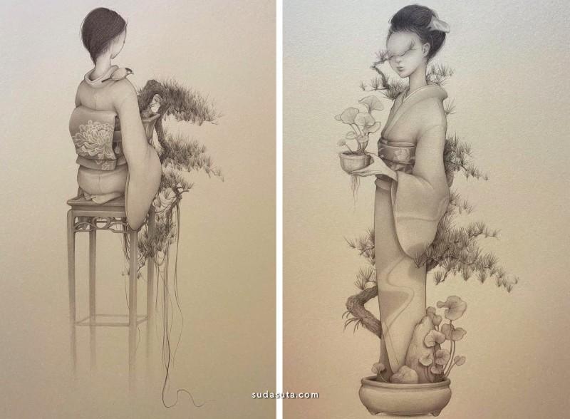日本艺术家 おざぶ