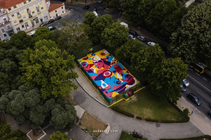 Akacorleone 不可思议的街头艺术
