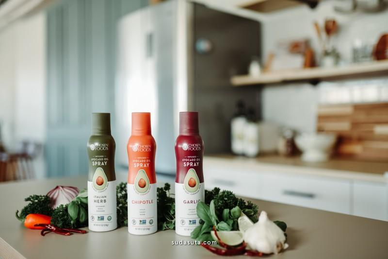 Chosen Foods 包装设计欣赏