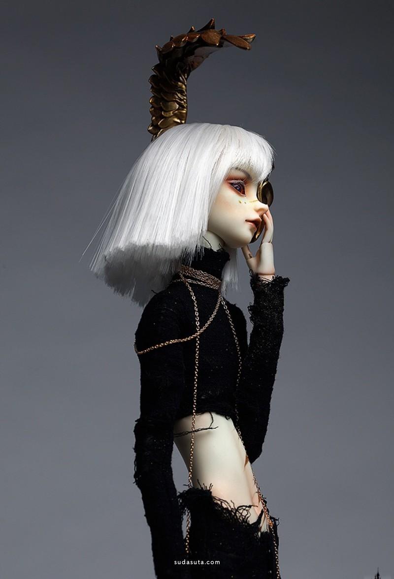 DollChateau 关节娃娃