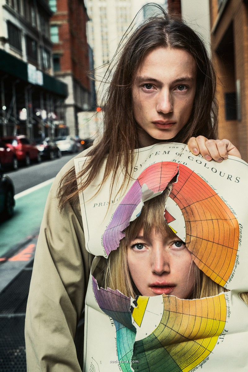 Elizaveta Porodina 青春时尚街拍