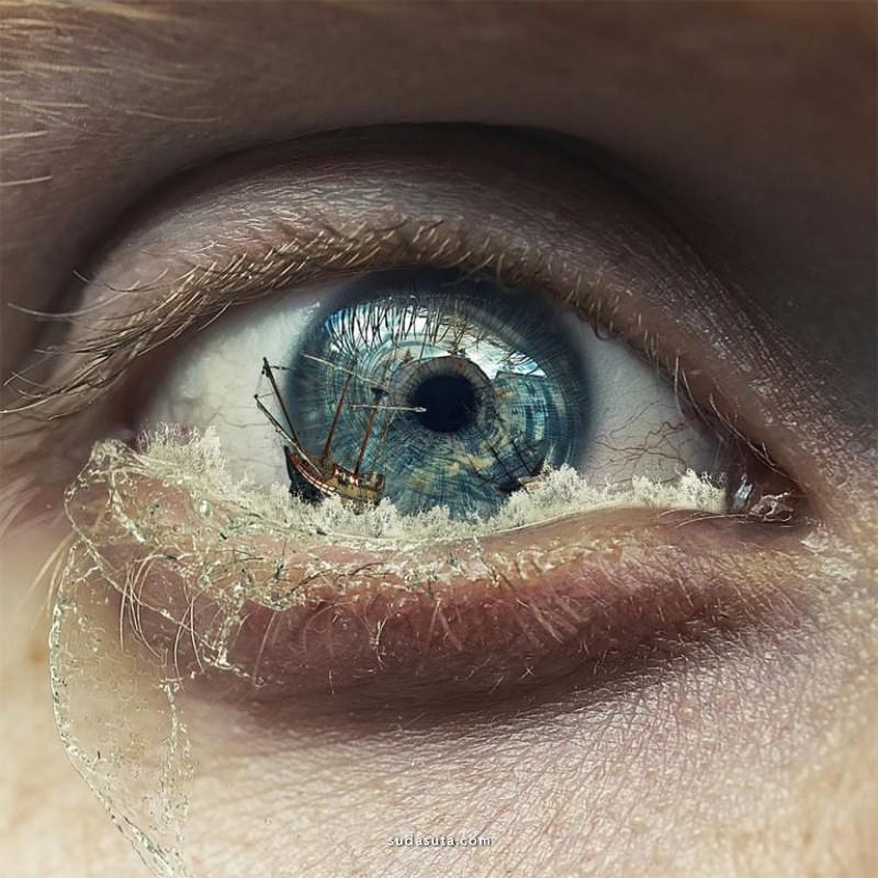 Kavan Cardoza 超现实主义摄影作品欣赏