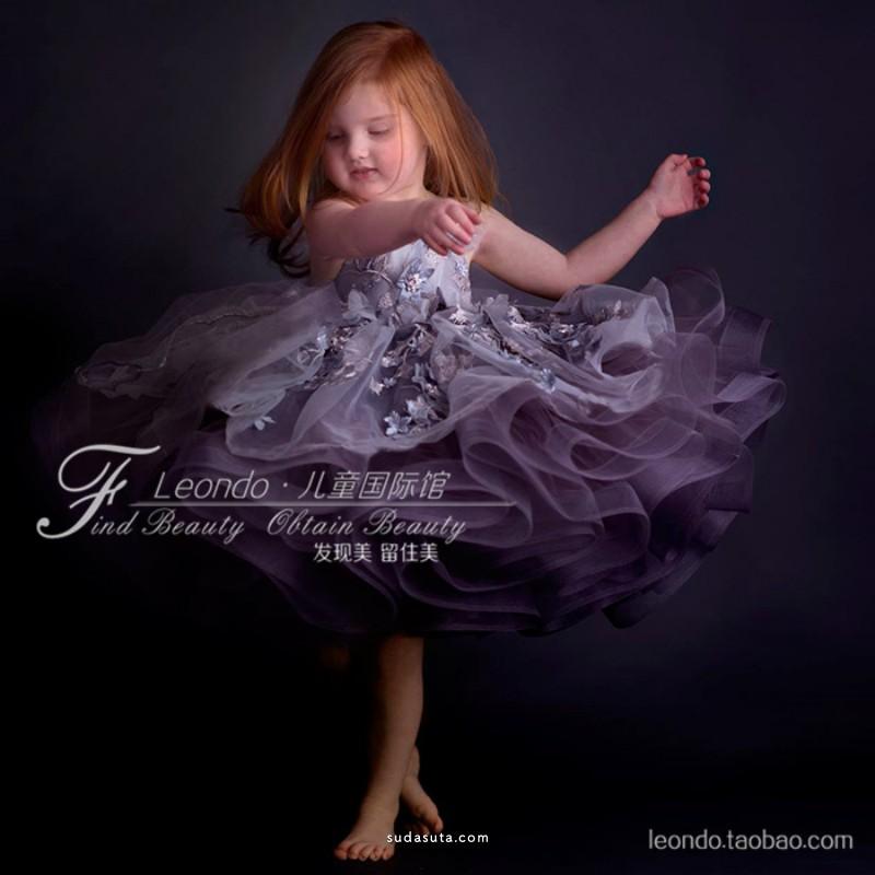 Leondo 儿童礼服设计欣赏