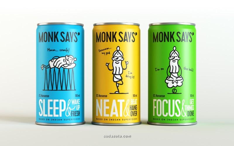 MonkSays 有趣的包装设计欣赏
