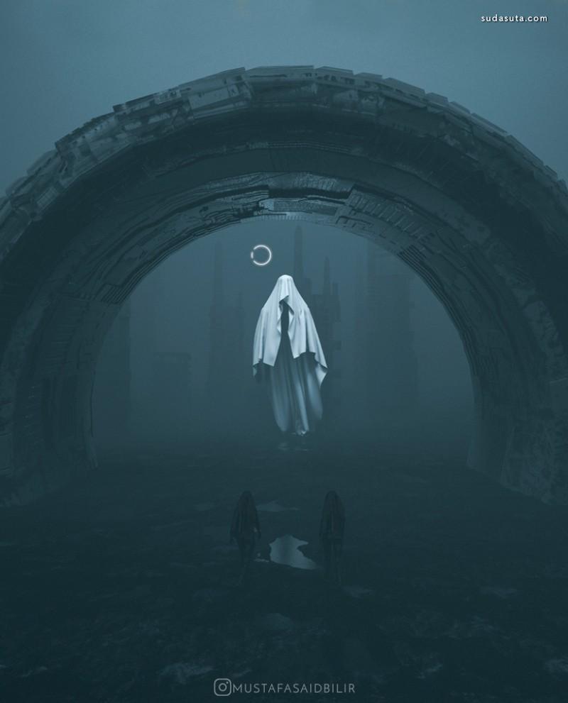 Mustafa Said Bilir 照片合成作品欣赏