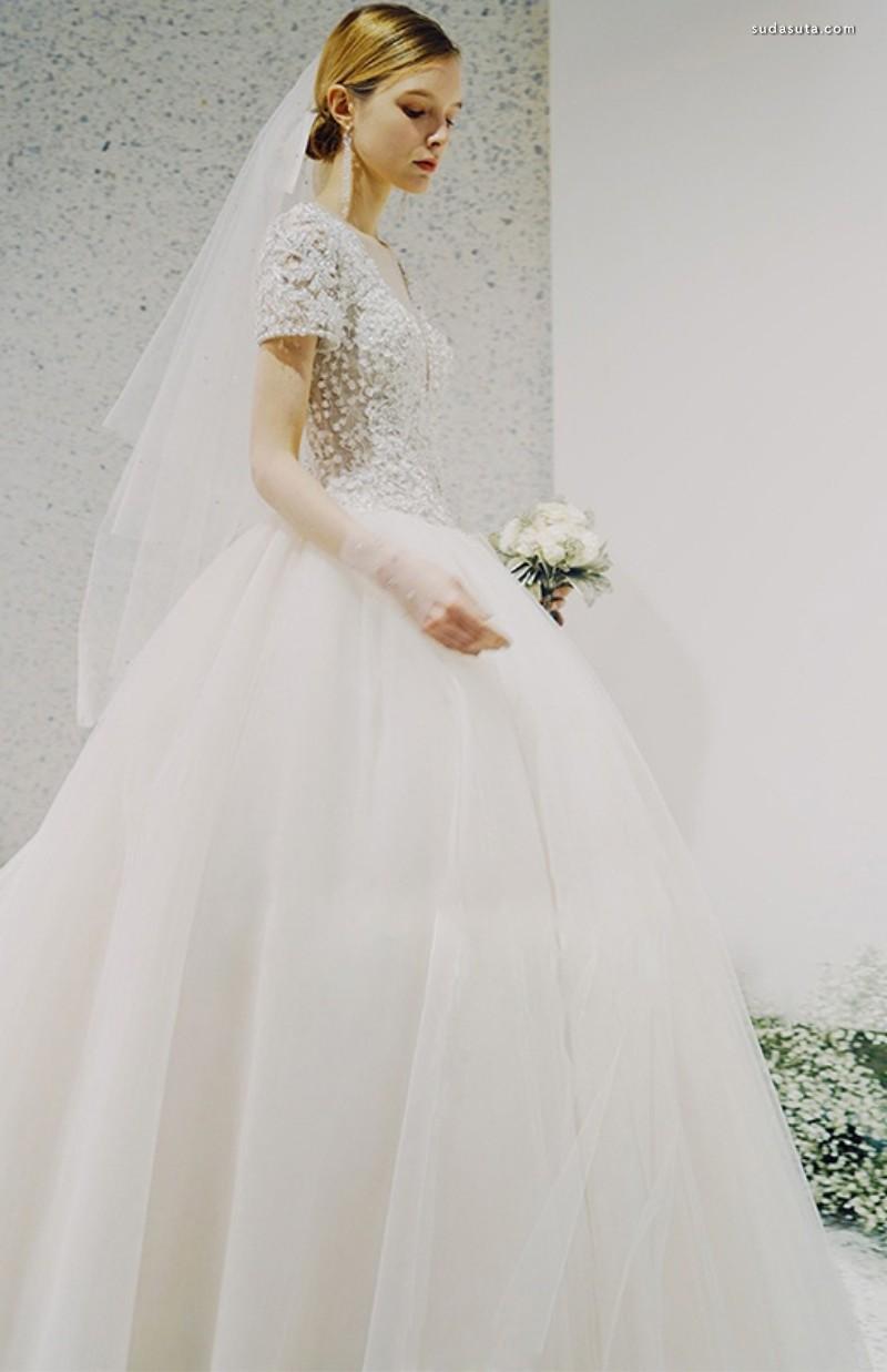 华媛 婚纱设计欣赏