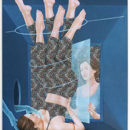 Arghavan Khosravi 超现实主义绘画艺术欣赏