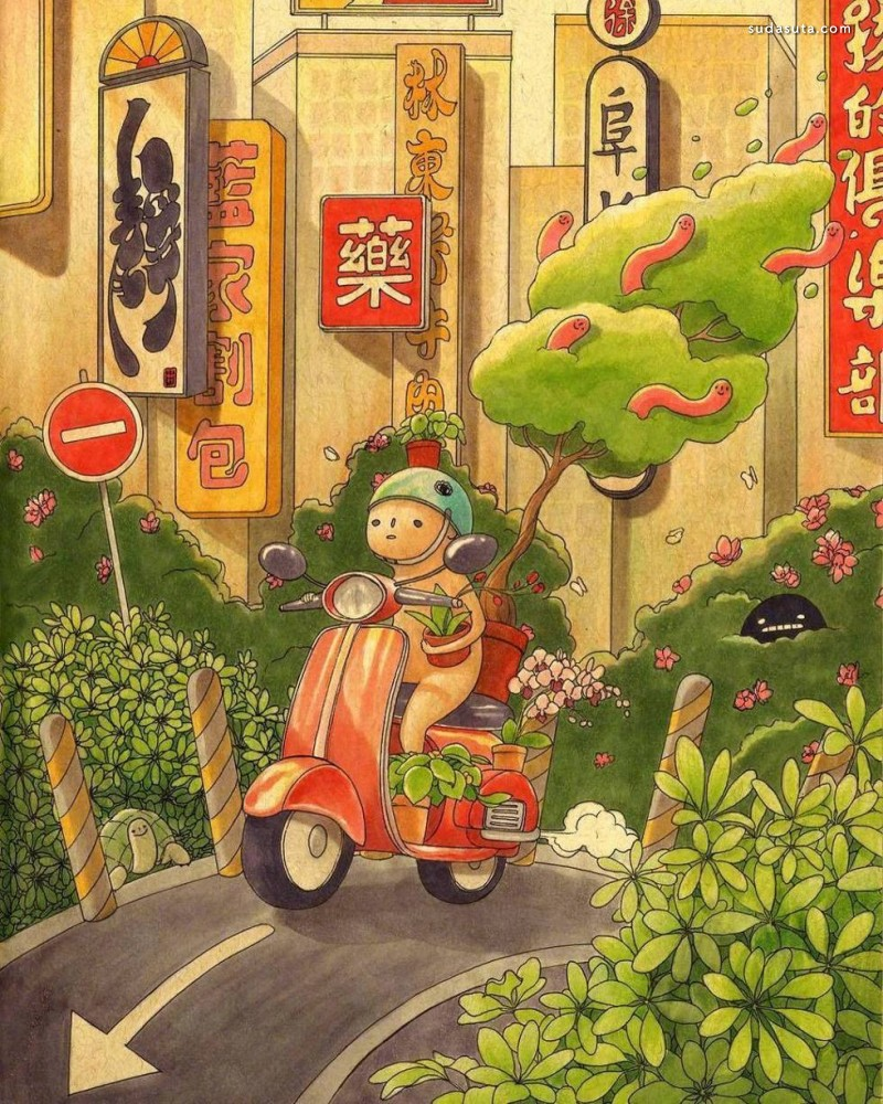 Felicia Chiao 不可思议的世界