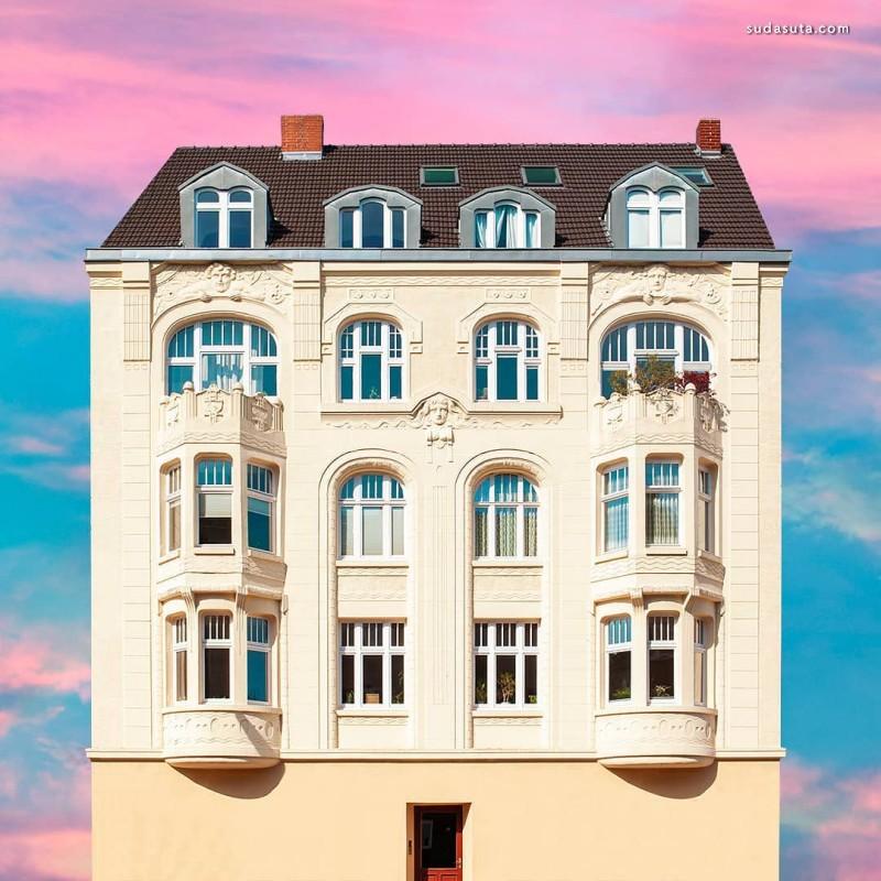 Geli Klein 极简主义建筑摄影欣赏