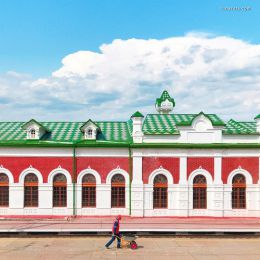 Kirill Voronkov 极简主义城市摄影欣赏