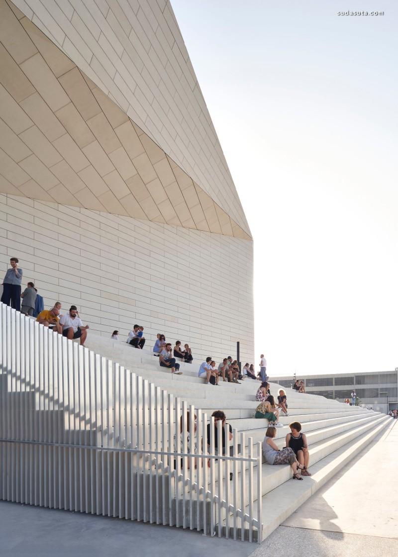 MECA 建筑设计欣赏