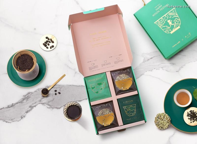 Moon Festival 月饼包装设计欣赏
