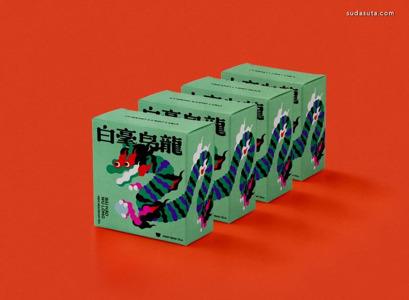 Mountain Tea 包装设计欣赏