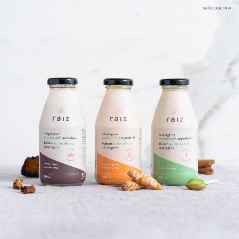 Raiz 美食包装设计欣赏