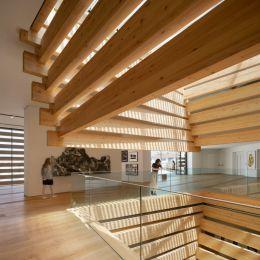 Odunpazari Modern Museum 建筑设计欣赏