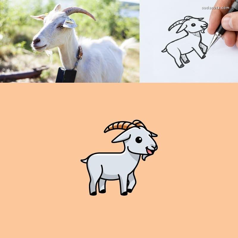 Alfrey Davilla 每日的 LOGO 图形练习