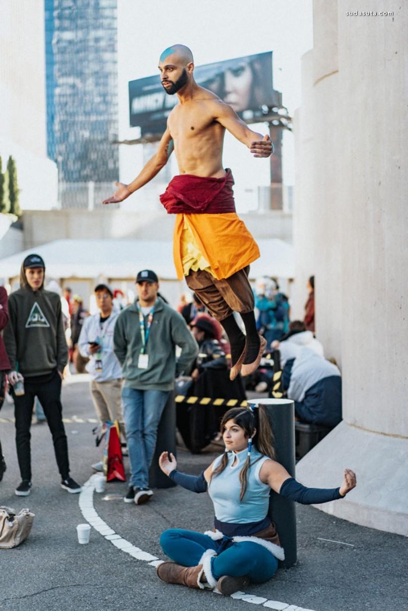 Ali Reza Malik 2019年纽约动漫展