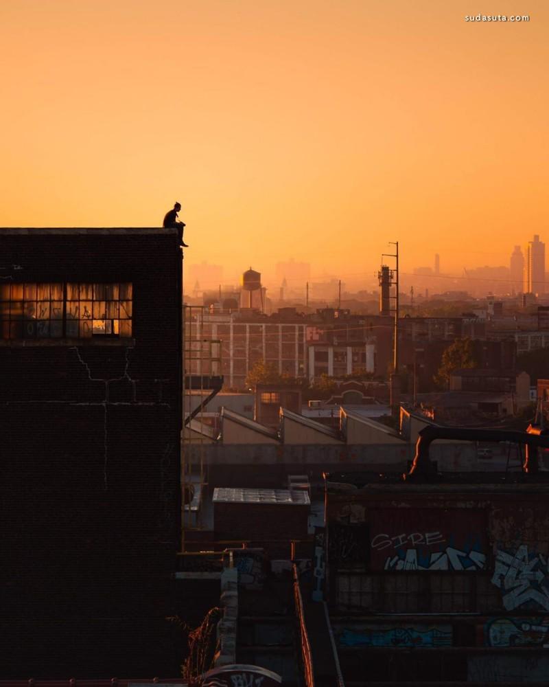 Chris Hytha 城市摄影欣赏