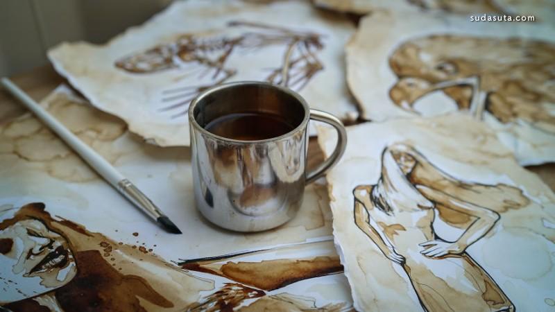 Corban Lundborg 咖啡渍的回忆