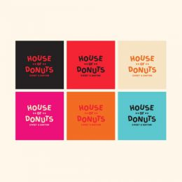 House of Donuts 美食包