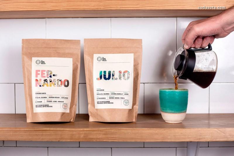 La Noria 咖啡包装设计欣赏