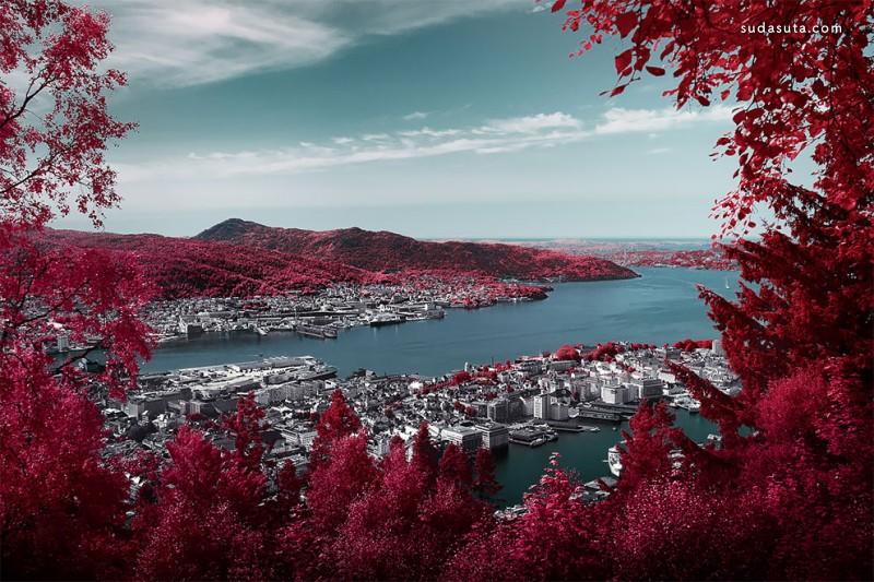 Yann Philippe 挪威风景摄影欣赏