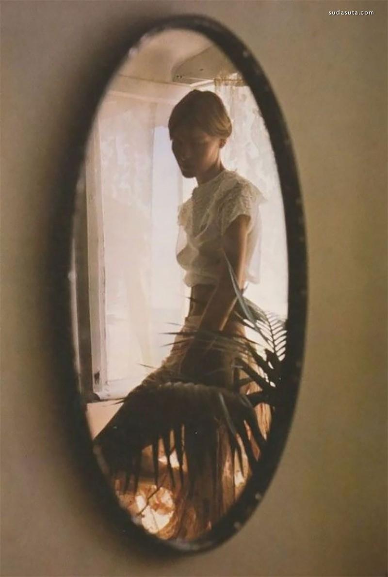 David Hamilton 青春人像摄影 梦一般的老照片