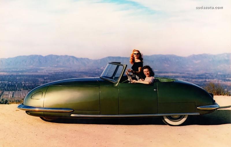 Davis Divan 概念汽车设计欣赏
