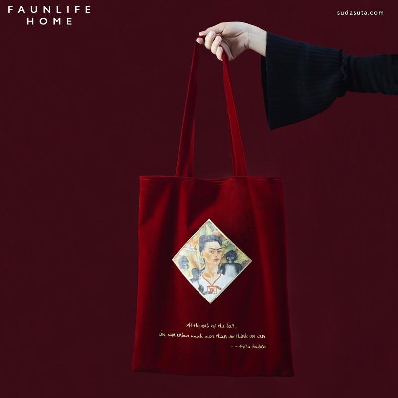 FAUNLIFE HOME 牧神午后 独立品牌设计欣赏