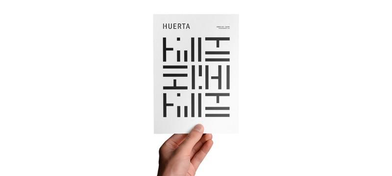 Huerta 品牌设计欣赏