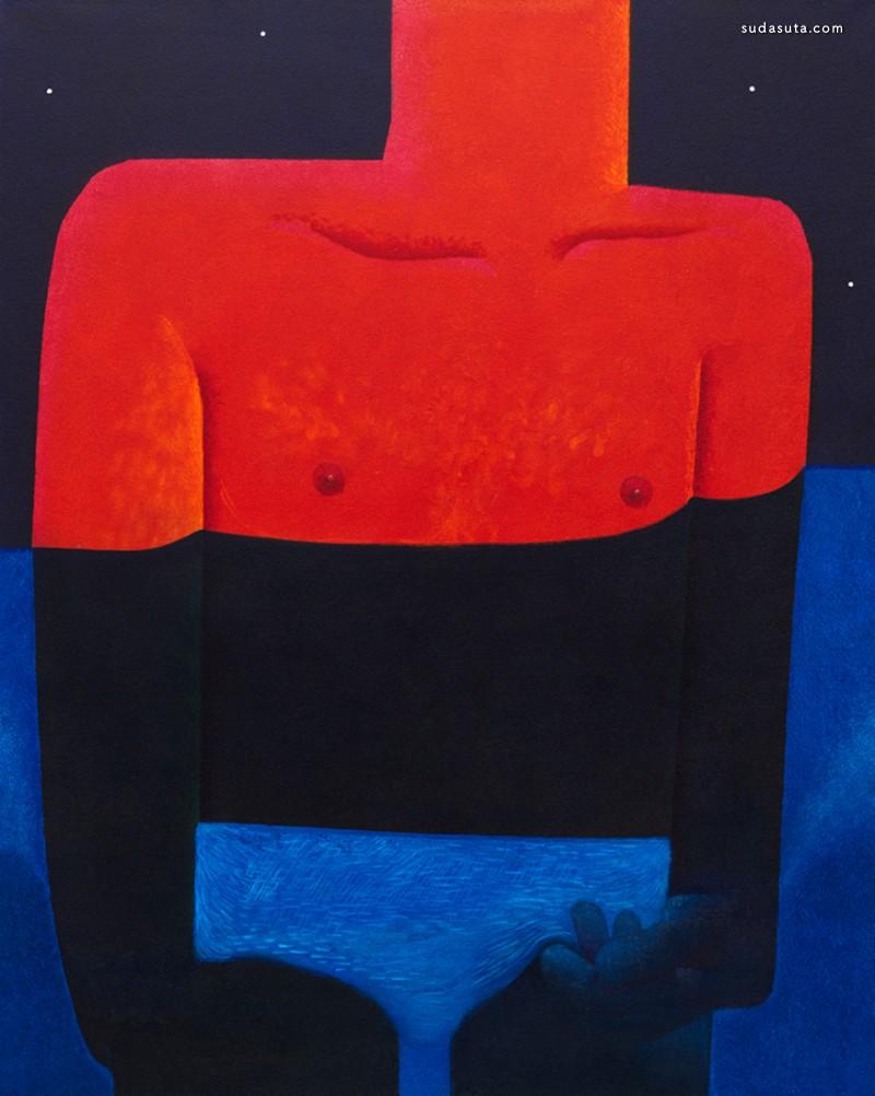 Isaac Mann 视觉艺术欣赏